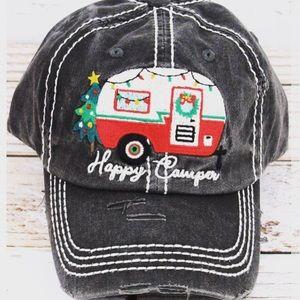 Christmas ball cap